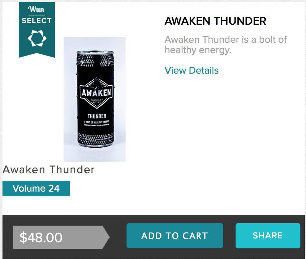 Awaken Thunder