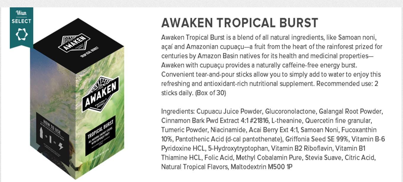 TropicalBurst